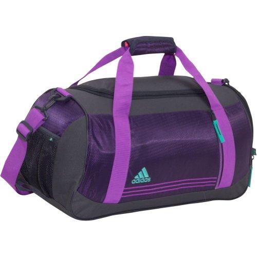 Duffel Bag Grand  Adidas Women s Squad Duffel Bag (Dark Violet Ultra ... 2b01bcd4c3
