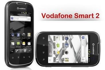 Vodafone Smart2 graphite ohne Simlock, ohne Vertrag