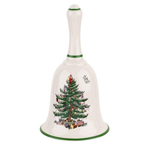 Spode Christmas Tree Handled Bell