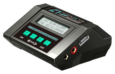 EV-PEAK C1-XR 100W 10A AC/DC RC Battery Balance Charger Discharger With Battery Meter Function (Peak Charger compare prices)