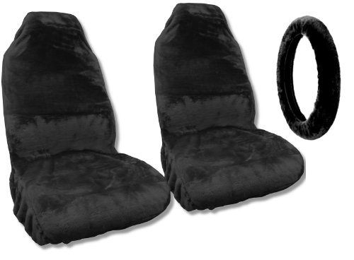 Sheepskin Carseat Covers front-884605