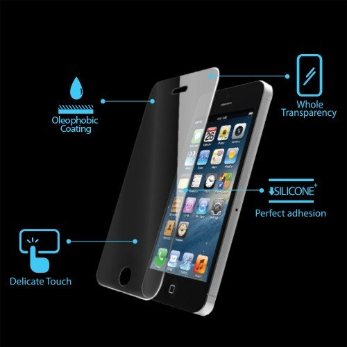 SPIGEN+SGP+iPhone5+GLAS.t+Premium+Tempered+Glass+Series+【SGP09435】