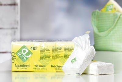 Organic Cotton Tissues No-Perfume
