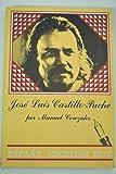 img - for Jose Luis Castillo-Puche (Espana, escribir hoy) (Spanish Edition) book / textbook / text book