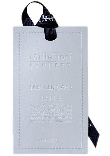 Millefiori センテッドカード パール CARDーAー002