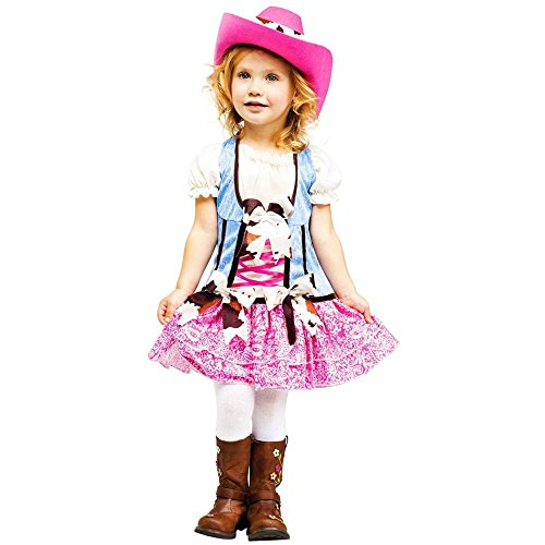 Rodeo Cowgirl Sweetie Toddler Costume