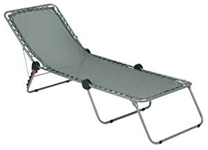 Lafuma Siesta Sun Chaise Lounge` Recliner - Forest Color