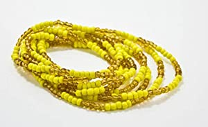 Collar De Ochun Santeria Orisha Eleke Collares