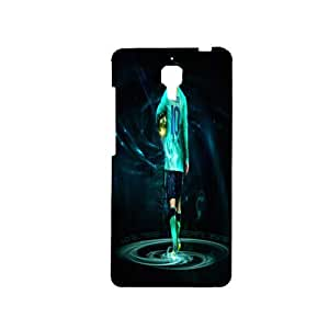 Nakoda Impex Back Case for Oneplus 3