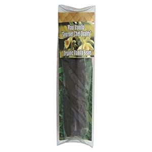 30 Organic Vanilla Beans From Maui Hawaii