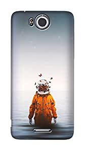 SWAG my CASE PRINTED BACK COVER FOR INFOCUS M530 Multicolor
