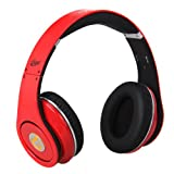 WMicroUK Top Quality Syllable Noise Reduction Cancellation DJ Headphones Hifi Stereo Foldable Wired Headset for iPhone iPod MP3 Blackberry