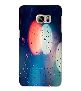 PrintDhaba Design D-2333 Back Case Cover for SAMSUNG GALAXY NOTE 5 EDGE (Multi-Coloured)