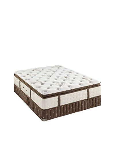 Stearns & Foster Beckinsale-Balerno Luxury Plush Euro Pillow Top Mattress Set