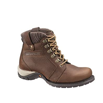 On Sale Womens Caterpillar Clarity Boots Peanut Brown