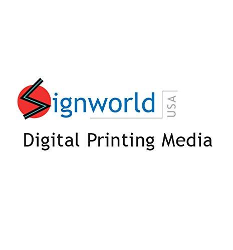 "Signworld Perforated Window Vinyl (Window Perf) 54"" X 150"