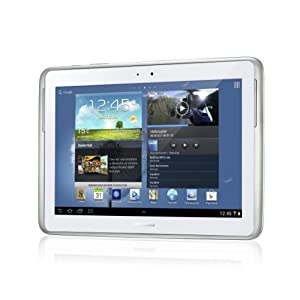 "Samsung - Galaxy Note 10.1 - Tablet 10,1"" (Android 4.0, 16 GB, Blanco perla, WiFi (Importado de Francia)"