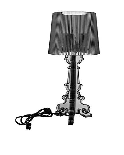 Modway Europe Acrylic Table Lamp, Black