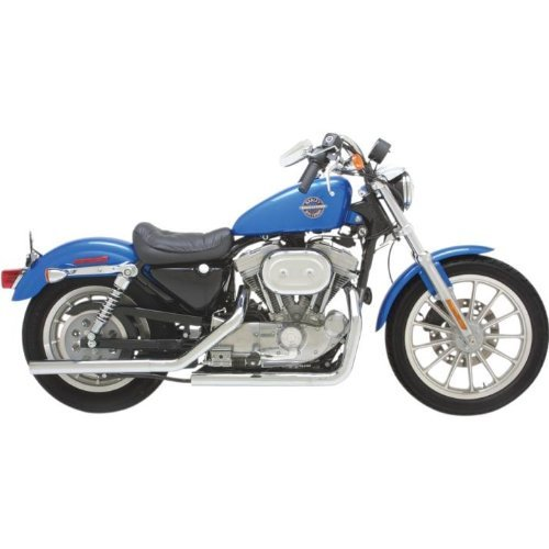 купить Vance & Hines Straightshots Original Exhaust System - Chrome , Color: Chrome 16809 дешево