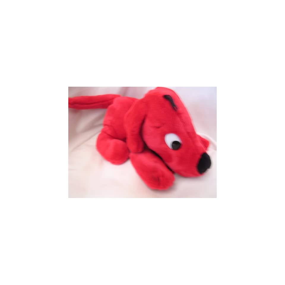 Clifford the Big Red Dog Puppet 15 Plush Toy Collectible
