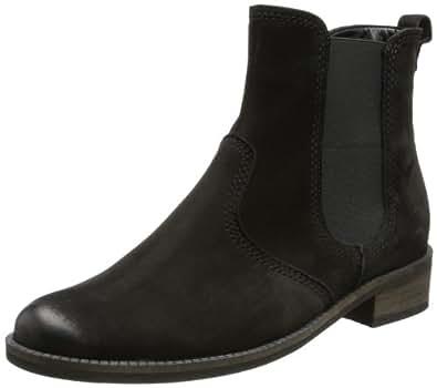 Gabor Shoes Gabor Comfort 72.791.47, Damen Stiefel, Schwarz (schw(Micro/S.hell)), EU 36 (UK 3.5) (US 6)