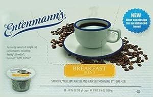 Entenmann's Breakfast Blend Capsule/K Cup 10 Pack