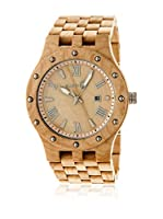 Earth Wood Watches Reloj con movimiento japonés Unisex Unisex Earth Inyo 46.0 mm