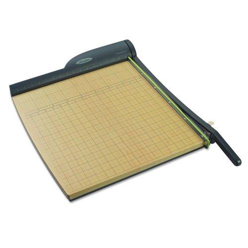 """Swingline - Classiccut Pro Paper Trimmer, 15 Sheets, Metal/Wood Composite Base, 18"""" X 18"""" 9118 (Dmi Ea front-390266"""