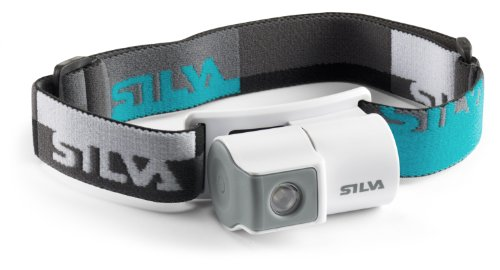 Silva schneider 30-0000037312 - Jogger - torcia (nastro, blu, grigio, bianco, ipx3, led, 45 lm, 32m)