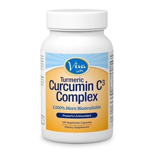 La curcumine C3 ® (curcuma) w / Bioperine ® -