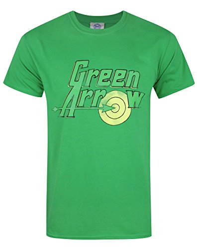 Uomo - Official - Green Arrow - T-Shirt (M)