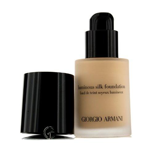 ジョルジオアルマーニ ルミナスシルクファンデーション # 4 Light Sand 30ml 1oz並行輸入品