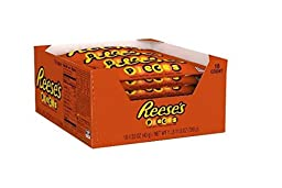 Reese\'s Pieces Peanut Butter Candies, 1.53 Ounce (Pack of 18) (uscandyonline)