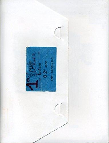 Fichiers de lecture, série 0, fichier 02