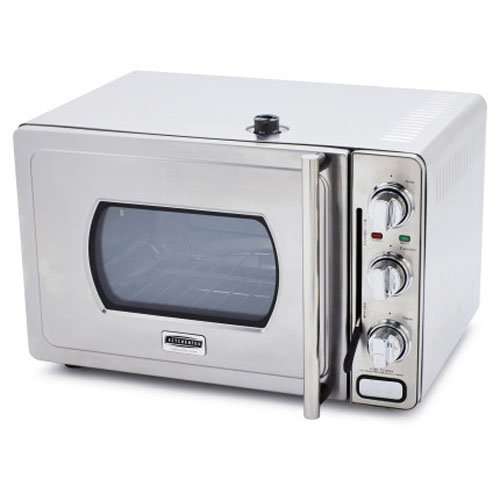 Sur La Table Wolfgang Puck Pressure Oven With Black Knobs, 29""