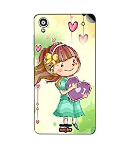 instyler MOBILE STICKER FOR GIONEE F301