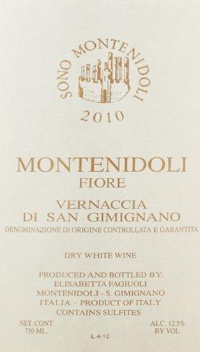 "2010 Montenidoli ""Fiore,"" Vernaccia 750 Ml"