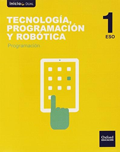 Tecnología. Programación Y Robótica. Fundamentos De Programación. ESO 1 (Inicia)
