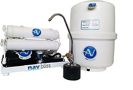 NAV Bliss RO 9 litres Water Purifier