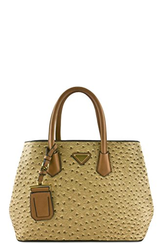 womens-designer-faux-leather-ostrich-top-handle-bag-va2012-taupe