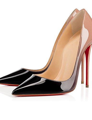 Ch&ChScarpe Donna - Scarpe col tacco - Matrimonio / Casual / Serata e festa - Tacchi / Decolleté / A punta - A stiletto - Vernice - Multicolore , multi color-us6 / eu36 / uk4 / cn36 , multi color-us6 / eu36 / uk4 / cn36
