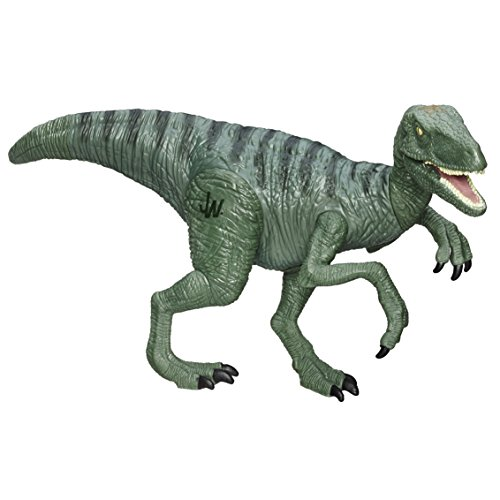 Jurassic World - Figurina di Velociraptor Charlie