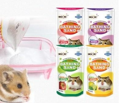 Super Bathing Sand for Small Pets -Natural Silica