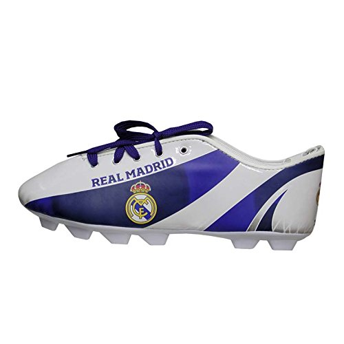 Chollo: Portatodo en forma de bota del Real Madrid