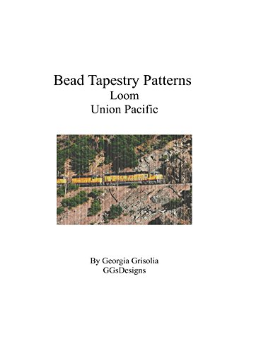 bead-tapestry-patterns-loom-union-pacific-english-edition