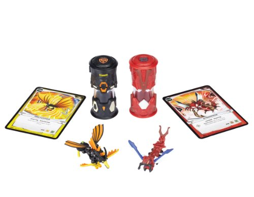 Monsuno 4 Airchopper Elemental Edition 38 vs Stingapede 36, 2 Pack - 1
