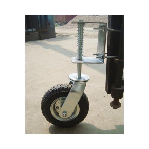 Suspension - 210-Lb. Capacity, 8in. Pneumatic Tire, Model# CT-GW01