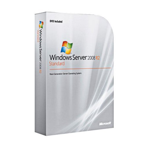 Windows Server 2008 R2 Standard with SP1
