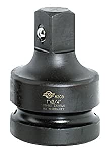 Sunex 5303 1-Inch Female 3/4-Inch Male Impact Socket Adapter