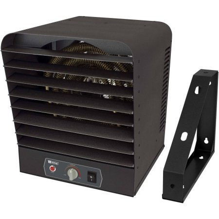 King KBP2406 240V 7500W Garage Heater, Grey (Lpg Wall Heater compare prices)